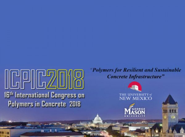 16th International Congress of Polymers in Concrete (ICPIC)