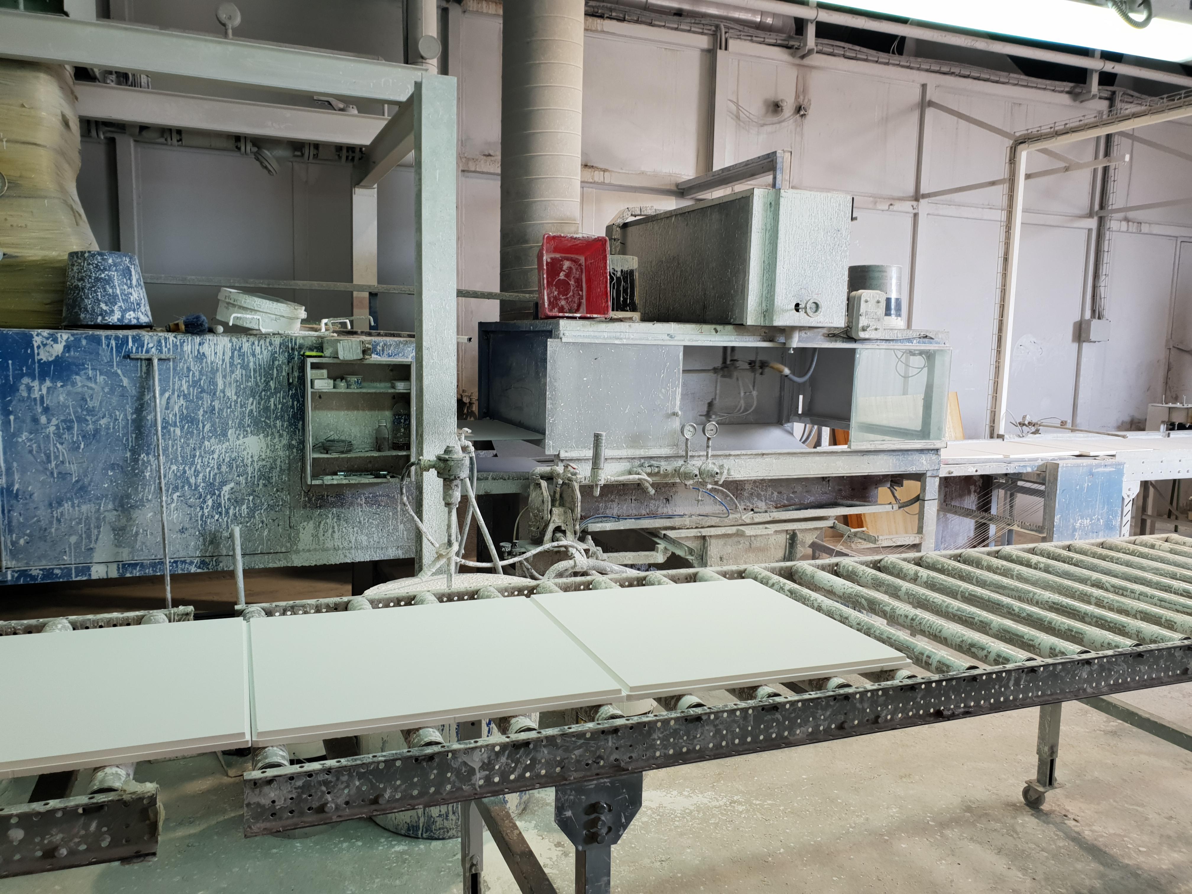 Visita de Exergy a las Instalaciones de producción de Yesyforma Máquinas