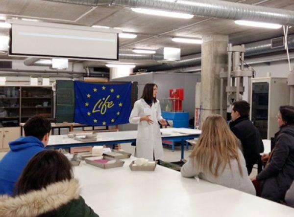 Dissemination workshop: New  construction materials