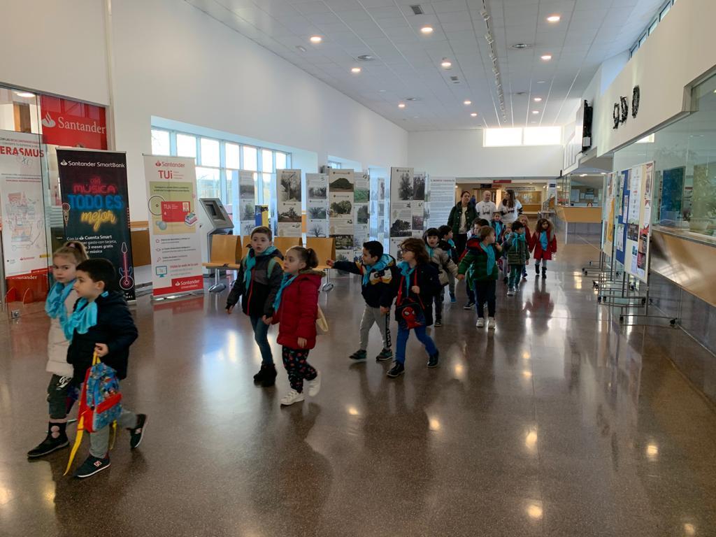 Estudiantes de 3º de infantil del colegio Miguel Delibes conocen el proyecto europeo LIFE-REPOLYUSE - 02