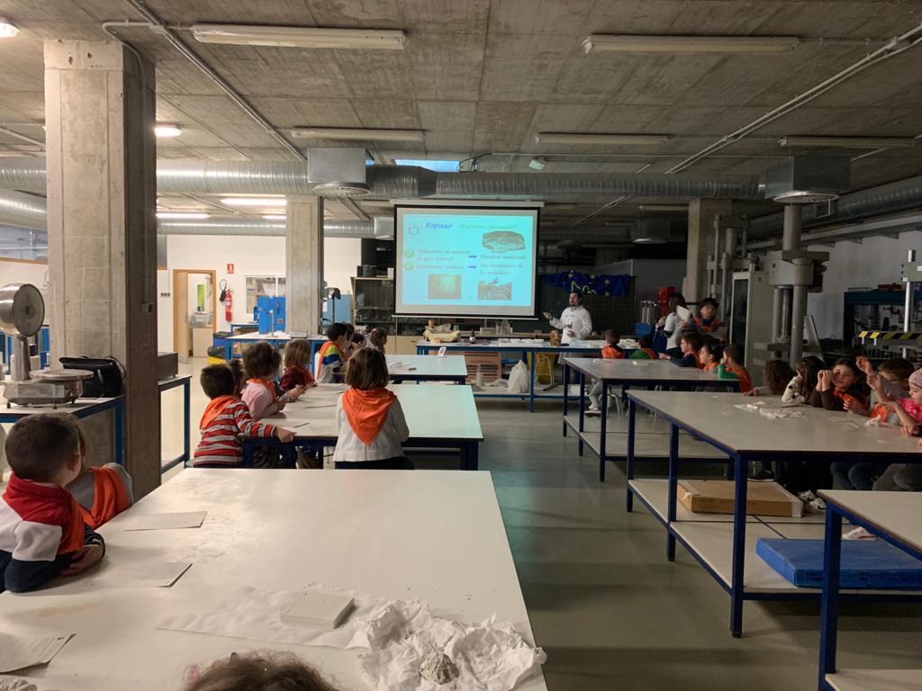 Estudiantes de 3º de infantil del colegio Miguel Delibes conocen el proyecto europeo LIFE-REPOLYUSE - 07