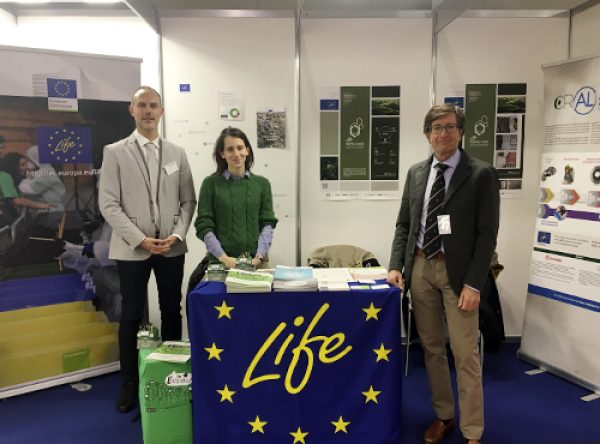 Life-Repolyuse en la conferencia internacional «Save the Planet»