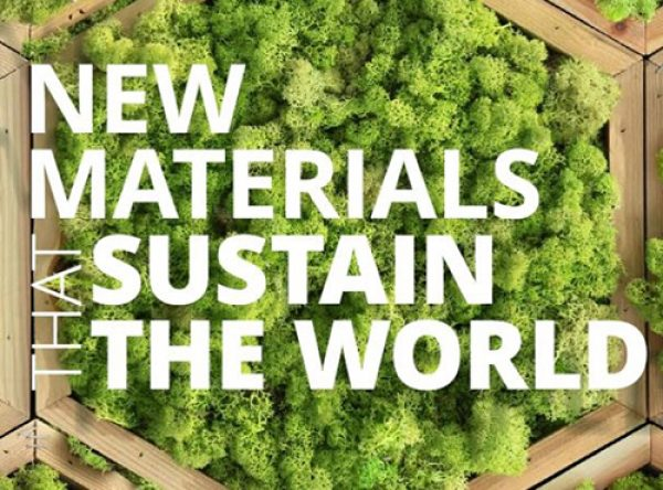 New materials that sustain the world