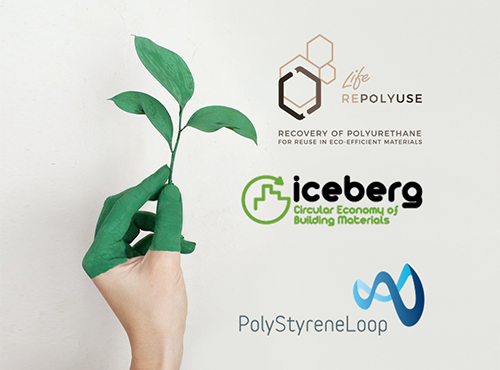 Reunión Iceberg&PolyStyreneLoop&Life-Repolyuse