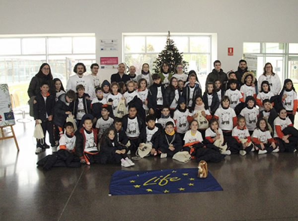 "Workshop with the School ""La Visitación de Nuestra Señora ""Saldaña"""