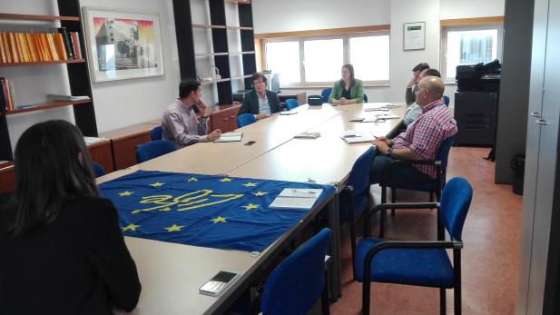 Reunión con el Grupo Antolín